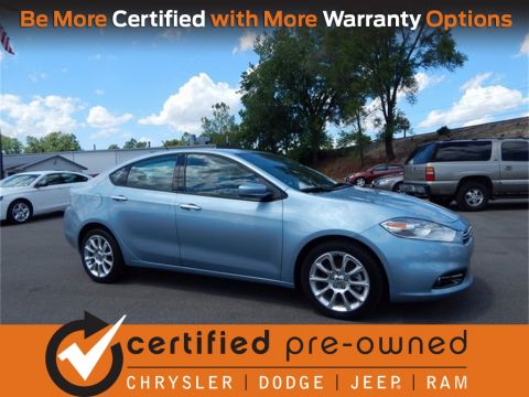 Certified Used Dodge Dart Limited/GT