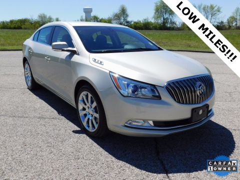 Used Buick LaCrosse Premium 1 Group