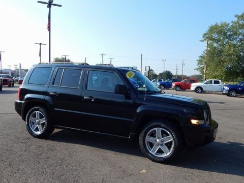 Used Jeep Patriot Sport
