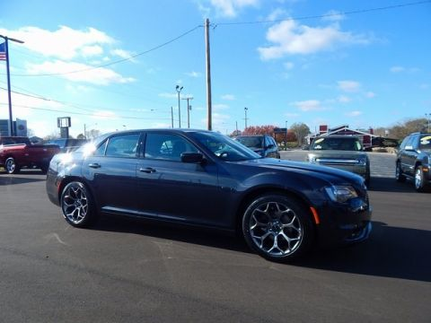 New Chrysler 300 S