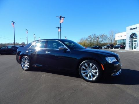 New Chrysler 300C Base