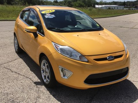 Used Ford Fiesta SES
