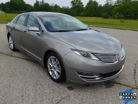 Used Lincoln MKZ Base