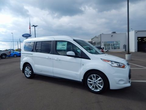 New Ford Transit Connect Titanium